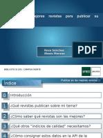 conozcalasmejoresrevistasparapublicarsuinvestigacin-130417073723-phpapp02