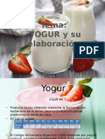 Power Point Yogur
