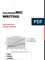 IELTS Writing Practices