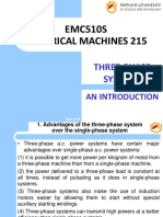 EMC510S Three-phase Systems an-Introduction May 2016