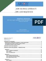 Argosy Collegiate Grade 6 Global Literacy Scope and Sequence