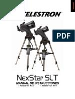 Manual de Instrucciones NexStar 127 SLT