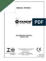 Incubadora Microprocessada Modelo Vision 2186 Marca CE.Manua.pdf