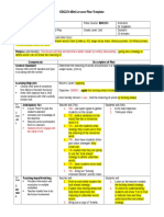 edc274 mini lesson plan template  1
