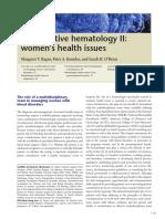 3.- Consulta hematológica mujeres