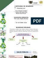 Gestión Integrada de Residuos Sólidos