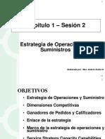 Capitulo1- S2 Estrategia Operaciones y Suministros