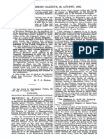 London Gazette - 25 August 1931 p.5536 - Creation of St. Peters Parish -1a