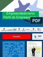 Perfil Empreendedor