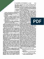 London Gazette -November 24 1882 p.5353 - Lancashire Plateways (Tramways) (Incl. AinM) -1e