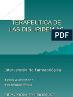 TERAPEUTICA+DE+LAS+DISLIPIDEMIAS