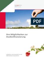 MSB Studienfinanzierung 11 2014 Web