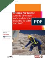 Mining for Talent 15Mar13