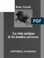 Girard, Girard - La Ruta Antigua de Los Hombres Perversos