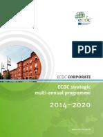 Strategic Multiannual Programme 2014 2020