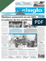Edición Impresión Elsiglo 11-03-2017