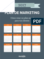 Plan de Marketing Para Tus Clientes en El 2017