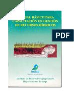 Manual Basico Para Gestion de Agua