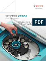 Spectro Xepos Brochure 2016