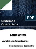 Seguridad en Sistemas Operativos