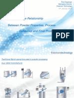 Freeman Powder Flow