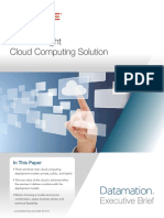 Right Cloud Computing Solution 1945541
