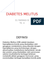 Diabetes Melitus Tk 4