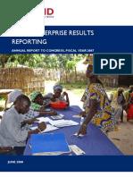 Micro Enterprise Results Reporting 2007