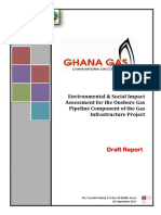 Draft ESIA Report- Onshore Gas Pipeline_GIP _100912