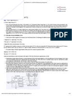 Electric Supply and Distribution System