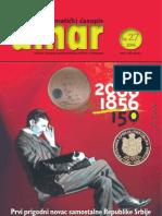 Serbia Dinar 27-2006