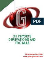 AIO Derivations Formula