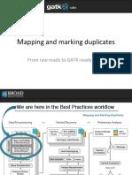 GATKwr8 B 1 Mapping and Processing