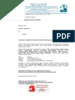Surat Permohonan Narasumber