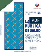 la red publica de salud (CHILE)