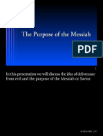 1 Day Purpose of Messiah-Manual HC