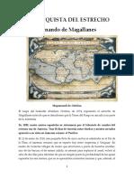 La Conquista Del Estrecho Por Magallanes