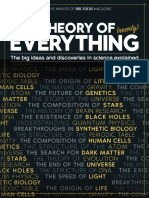 BBC Focus the Theory of Nearly Everything 2016