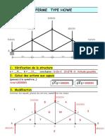 FERME  TYPE HOWE corrige.pdf