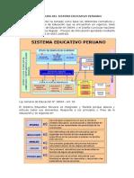 ESTRUCTURA DEL SISTEMA EDUCATIVO PERUANO.docx