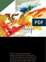 Sleeep Book by ITC Hotels