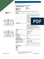 REDDOT (THOMAS&BETTS) WP COVER (DUPLEX RECEPT).pdf