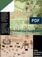 Atlas Da História Medieval - McEvedy, Colin