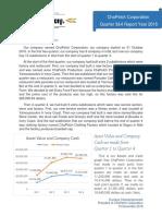 chapetch corporation report qtr 3-4