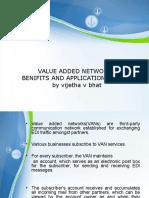 VAN/benefitsof _EDI.pptx/vijetha bhat