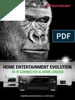 Pioneer Home-Entertainment 2015-2016 Fr