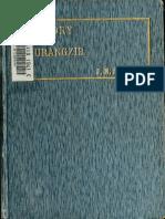 History of Aurangzib based on original sources.pdf