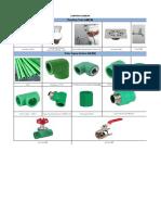 Summary Material List Plumbing Astrama