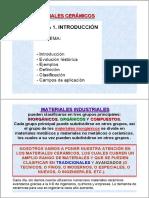 CERAMICAS.tema1.Generalidades.presentacion.2009.2010
