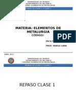 [2] Resumen de Clase 1 y Clase 2